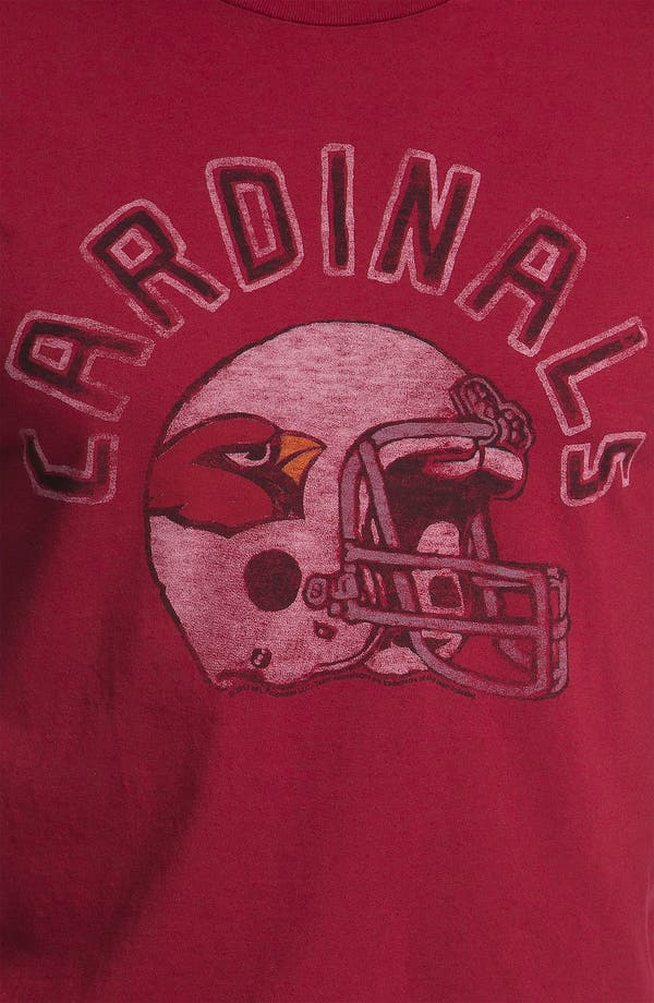 Alternate Image 3  - Junk Food 'Arizona Cardinals' T-Shirt