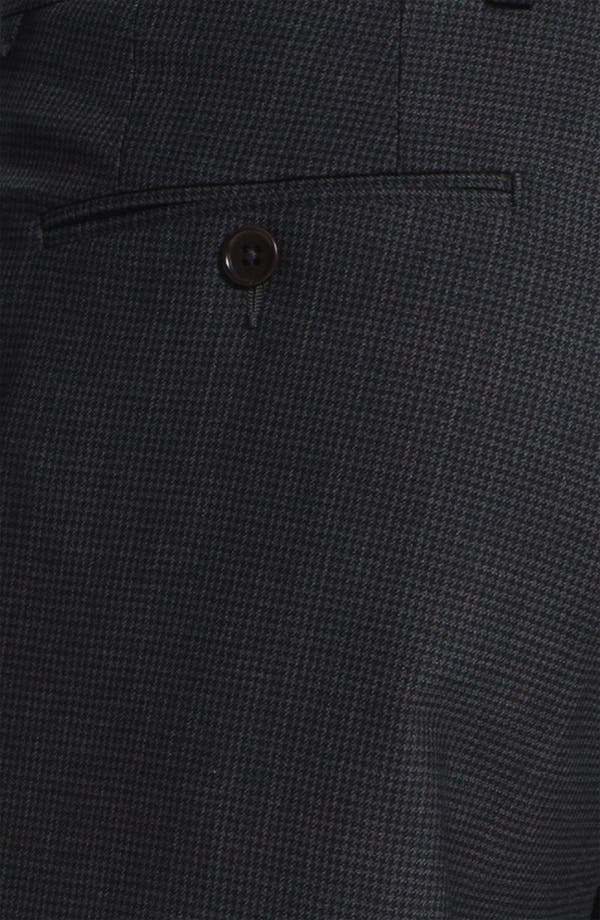 Alternate Image 3  - John Varvatos Star USA 'Thompson' Houndstooth Trousers