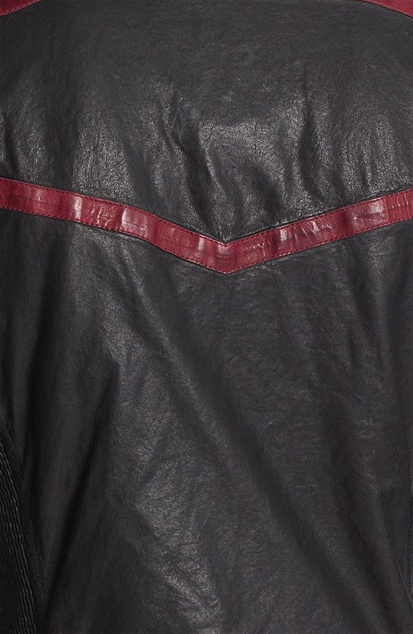 Alternate Image 3  - DIESEL® 'Liris' Leather Jacket