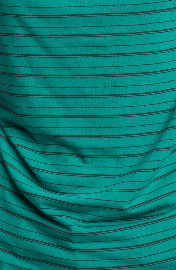 Alternate Image 3  - Halogen® Stripe Wedge Top