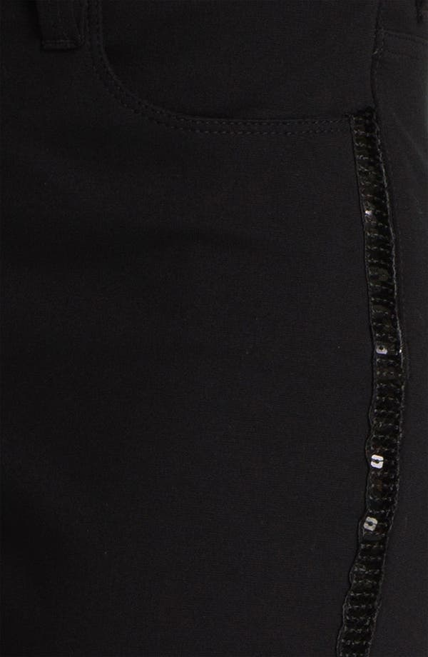 Alternate Image 3  - NYDJ 'Sheri - Tuxedo' Skinny Twill Jeans