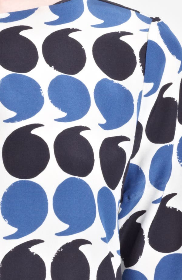 Alternate Image 3  - Band of Outsiders Punctuation Print Top