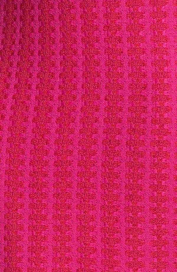 Alternate Image 4  - St. John Collection 'Mid-Century Tweed' Sheath Dress