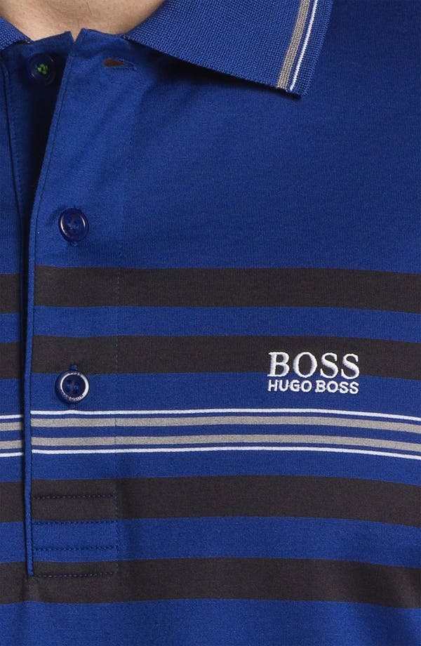 Alternate Image 3  - BOSS Green 'Paddy 2' Modern Fit Polo