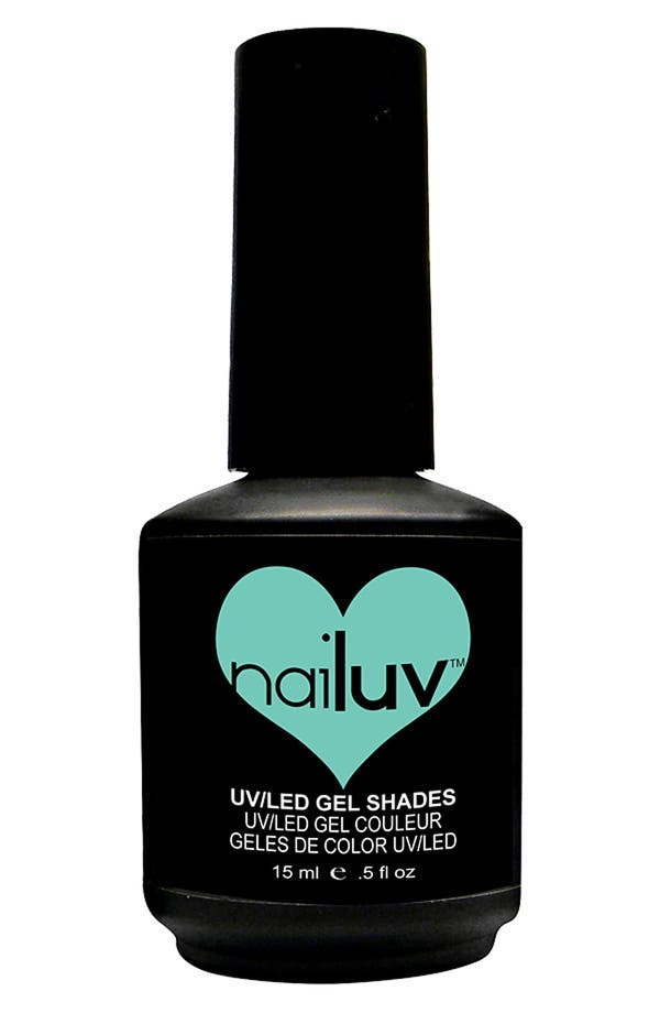 Alternate Image 1 Selected - NaiLuv™ 'Merry Mermaid' Gel Nail Polish