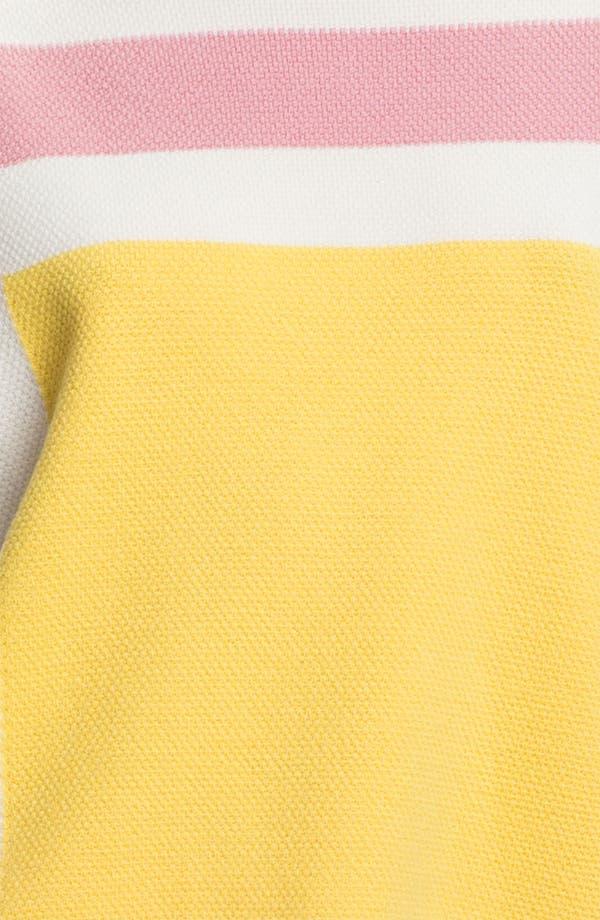 Alternate Image 5  - St. John Yellow Label Colorblock Popcorn Knit Sweater