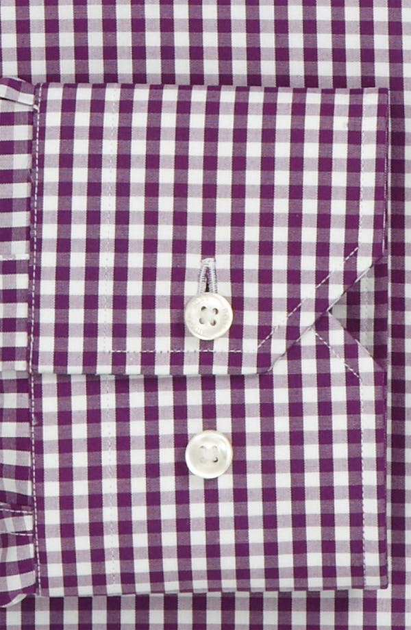 Alternate Image 2  - BOSS Black Regular Fit Non-Iron Dress Shirt (Big & Tall) (Online Exclusive)
