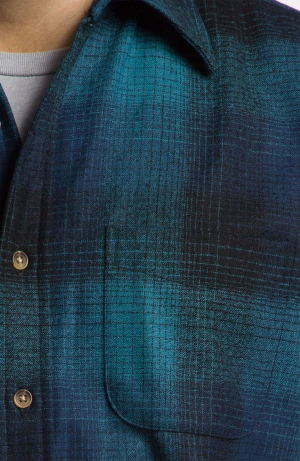 Alternate Image 3  - Pendleton Virgin Wool Woven Shirt