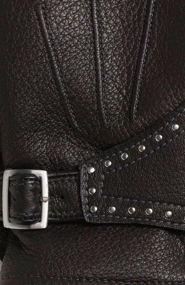 Alternate Image 2  - John Varvatos Star USA Deerskin Gloves