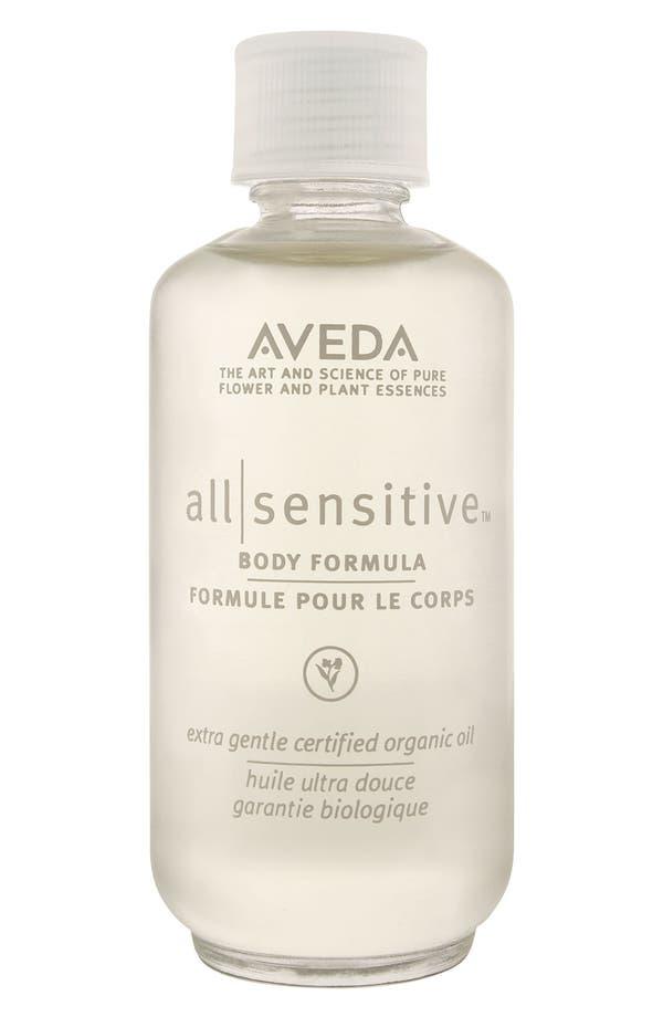 Alternate Image 1 Selected - Aveda all-sensitive™ Body Formula