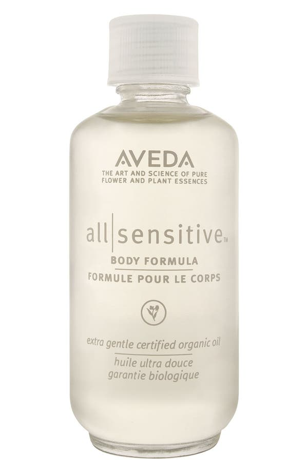 Main Image - Aveda all-sensitive™ Body Formula