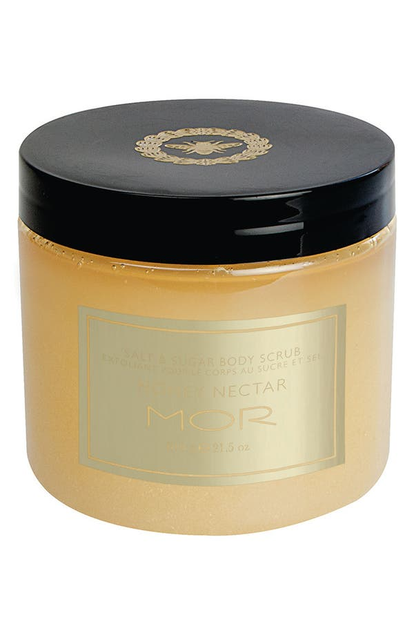 Alternate Image 1 Selected - MOR 'Honey Nectar' Salt & Sugar Body Scrub