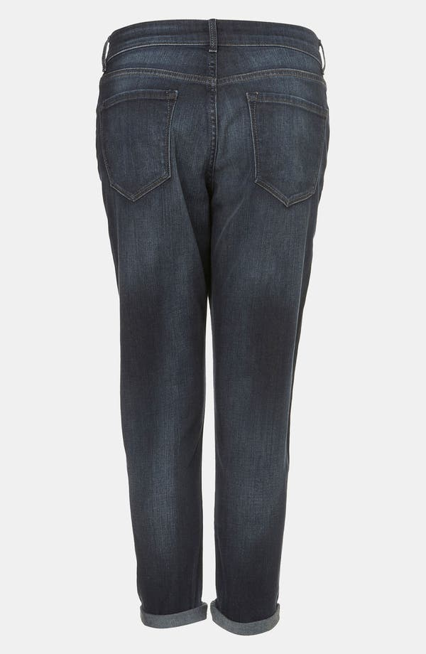 Alternate Image 2  - Topshop Moto 'Ami' Boyfriend Fit Jeans