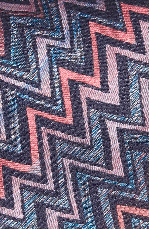 Alternate Image 2  - Missoni Woven Silk Tie