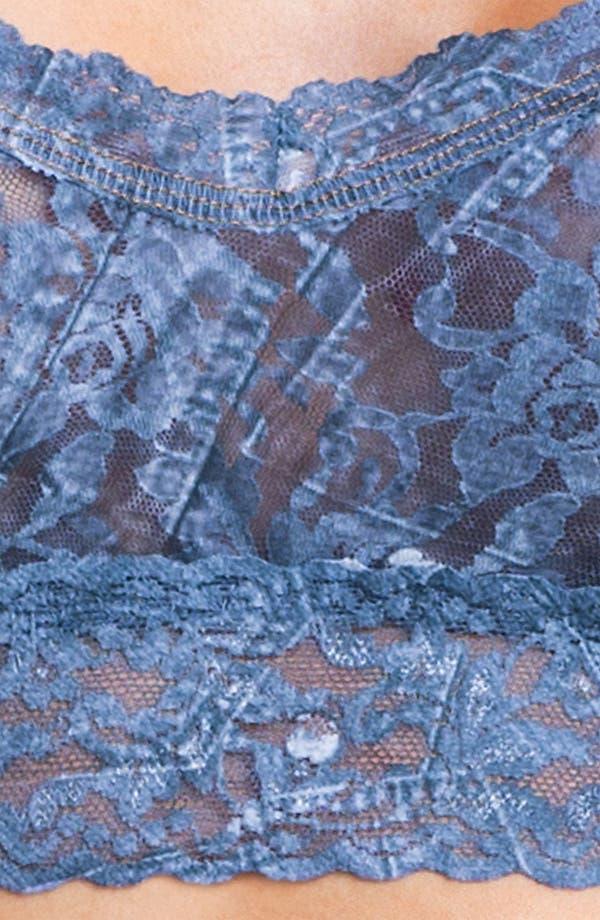 Alternate Image 3  - Hanky Panky 'Signature Lace' Cropped Camisole