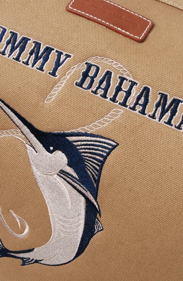 Alternate Image 4  - Tommy Bahama 'Hook Me Up' Duffel Bag