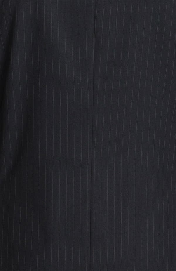 Alternate Image 7  - Joseph Abboud Stripe Suit