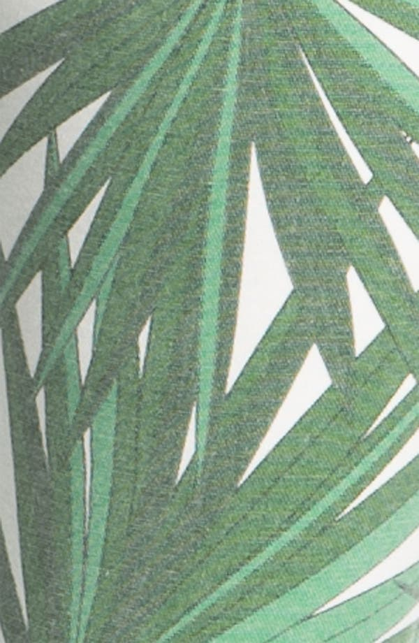 Alternate Image 3  - MICHAEL Michael Kors 'Tropical Palm' Skinny Jeans (Petite)