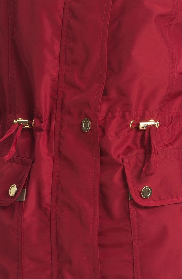 Alternate Image 3  - Gallery Roll Sleeve Anorak (Online Only)