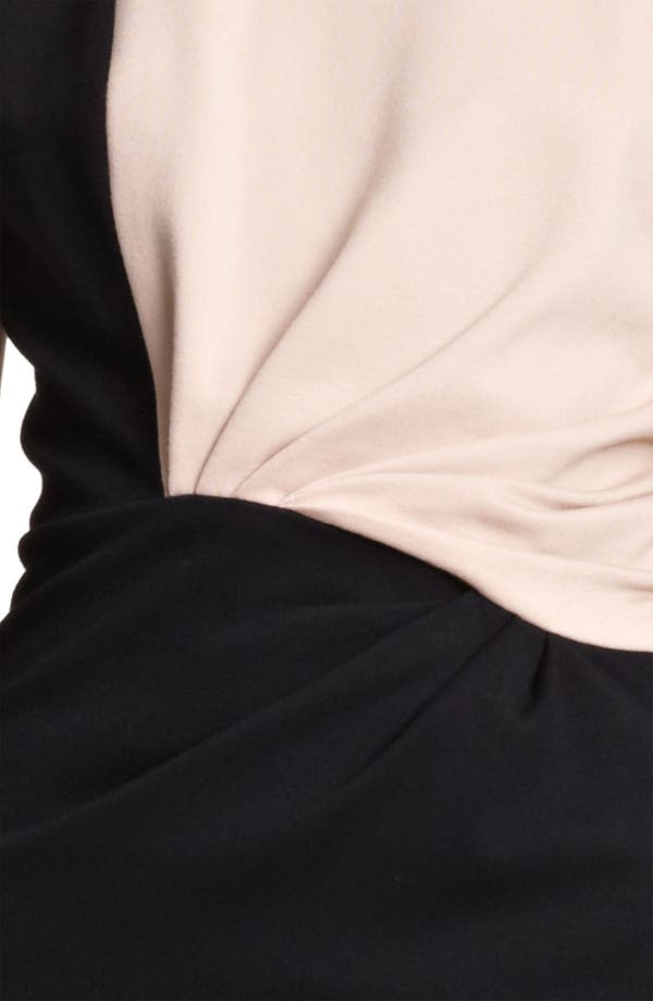 Alternate Image 3  - Jason Wu Twist Detail Techno Jersey Dress