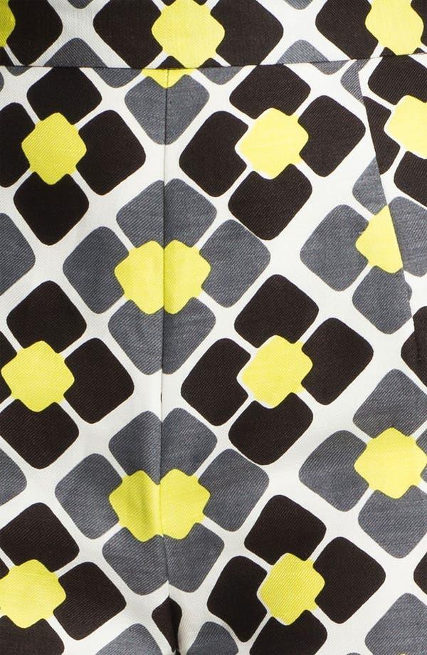 Alternate Image 3  - Milly 'Kelsey' Linen & Silk Shorts