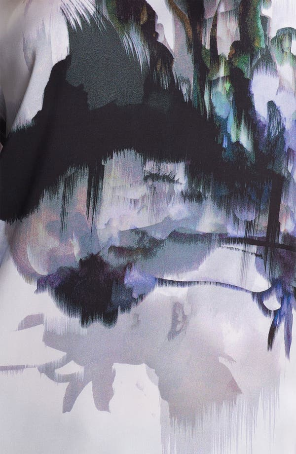 Alternate Image 3  - Kay Celine 'Ink Blot' V-Back Tunic