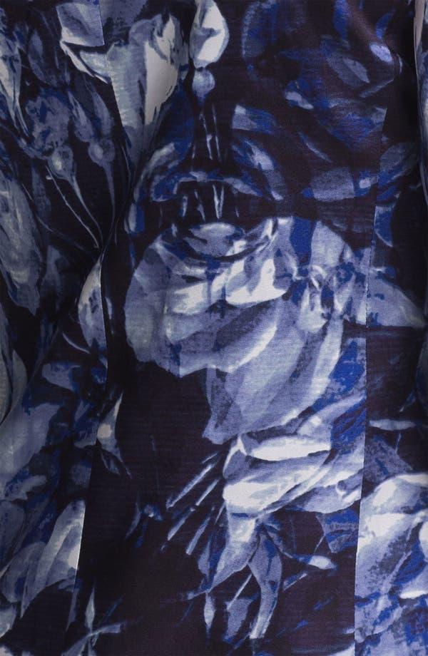 Alternate Image 3  - Vince Camuto Floral Print Blazer