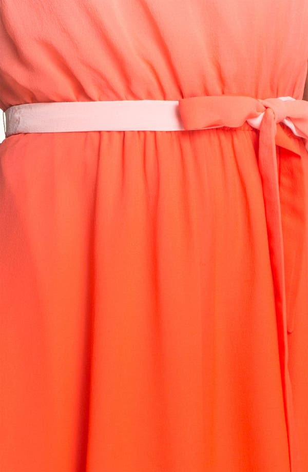 Alternate Image 3  - ERIN erin fetherston Ombré Silk Chiffon Dress