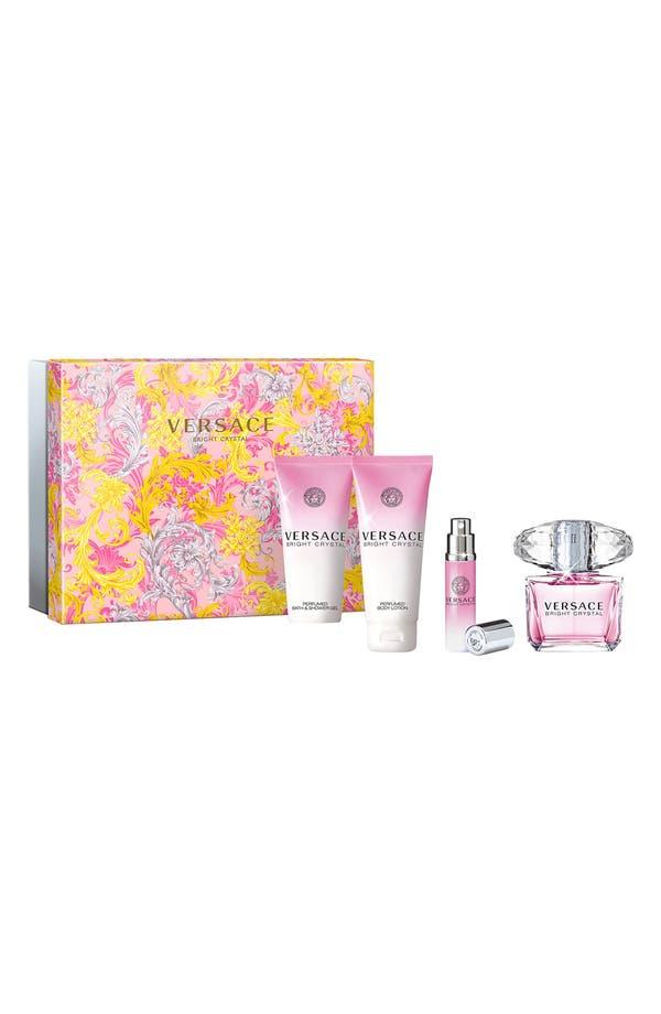 Main Image - Versace 'Bright Crystal' Gift Set