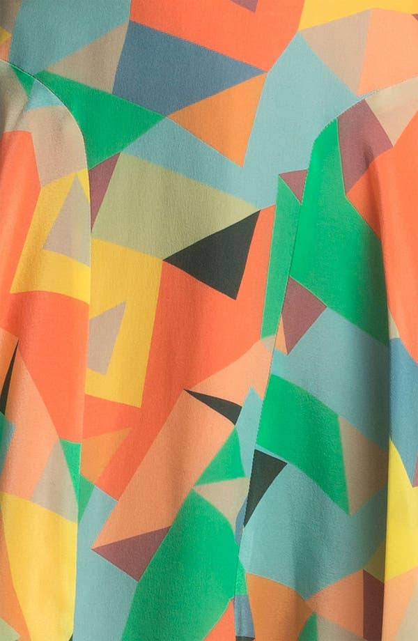 Alternate Image 3  - Milly Silk Blouson Dress
