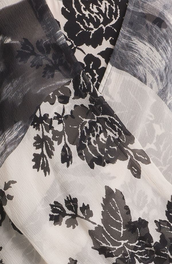 Alternate Image 3  - Tracy Reese Contrast Yoke Silk Top