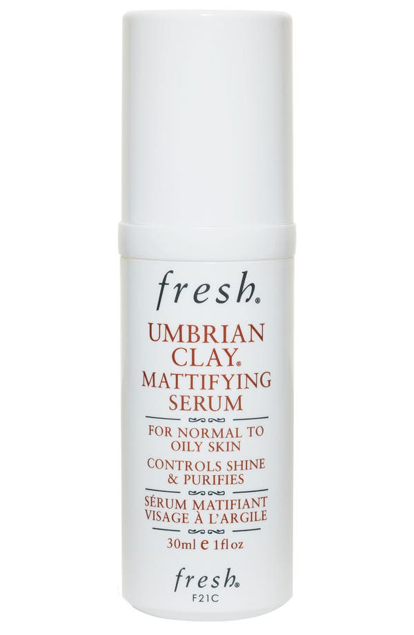Alternate Image 1 Selected - Fresh® Umbrian Clay Mattifying Serum