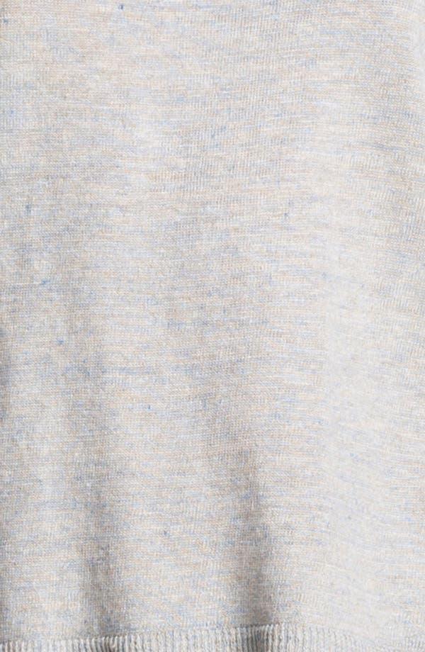 Alternate Image 5  - rag & bone 'Sander' Linen Pullover