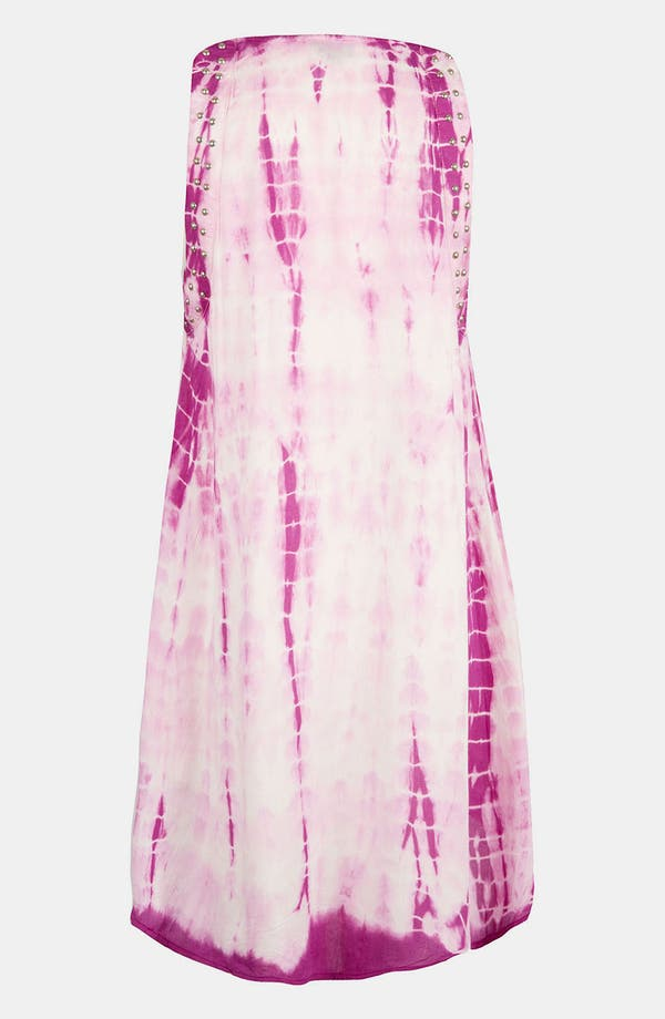 Alternate Image 2  - Topshop Tie Dye Cover-Up