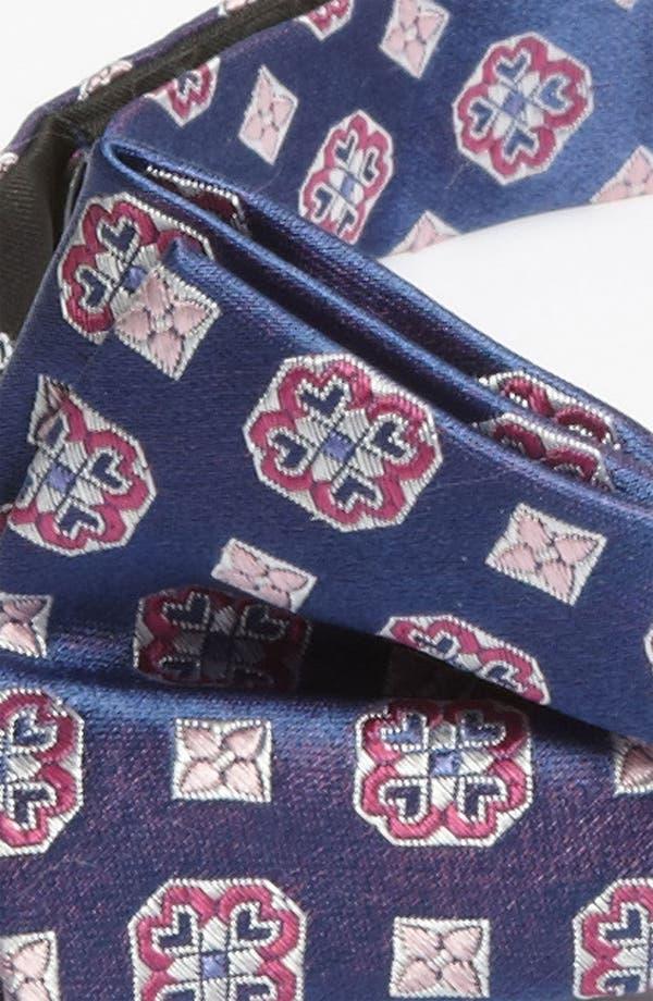 Alternate Image 2  - BOSS Black Silk Bow Tie