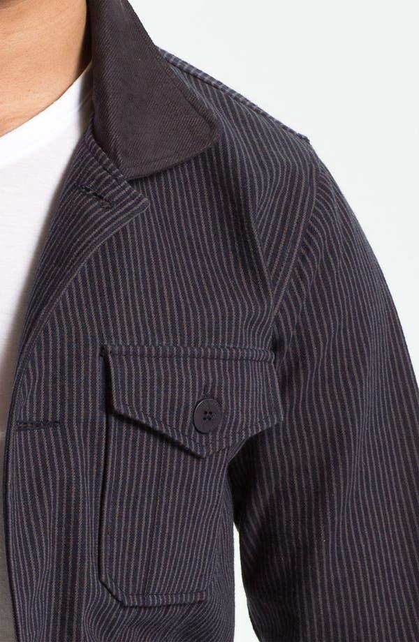Alternate Image 3  - Kane & Unke Stripe Jacket