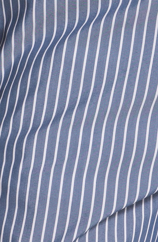 Alternate Image 3  - Topman Stripe Swim Trunks