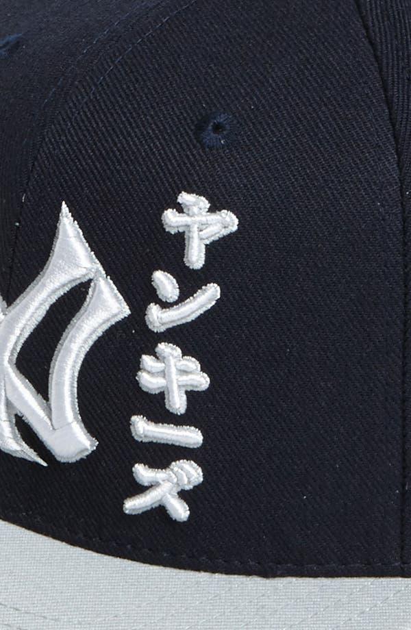 Alternate Image 2  - American Needle 'Tokyo Pop - New York Yankees' Snapback Baseball Cap
