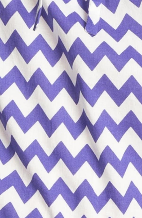 Alternate Image 4  - kate spade new york 'florencia' stripe top