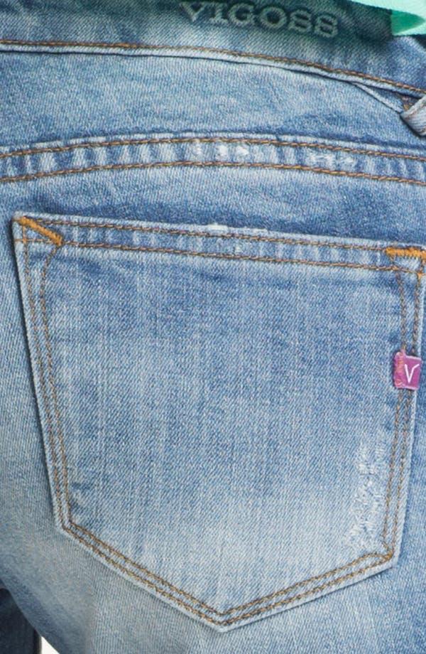 Alternate Image 3  - Vigoss Bermuda Shorts (Juniors)