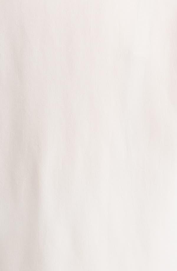 Alternate Image 3  - Sejour Button Detail Short Sleeve Blouse (Plus Size)