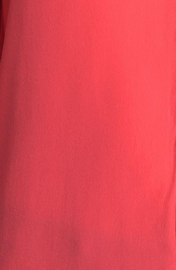 Alternate Image 3  - Trouvé Cutout Shoulder Silk Blouse