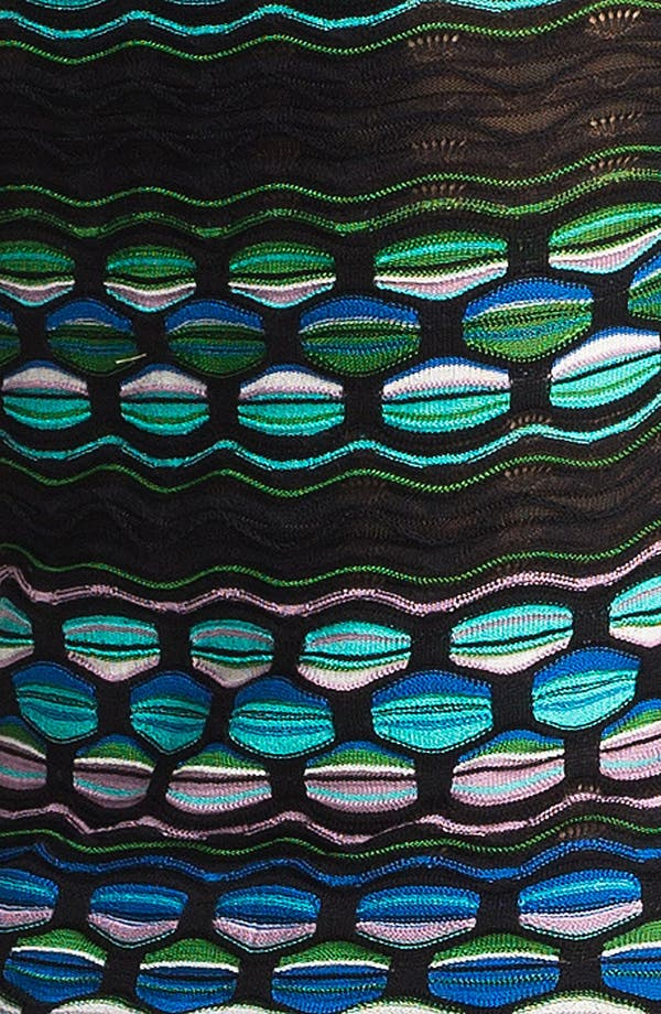 Alternate Image 5  - M Missoni Pucker Wave Knit Tank