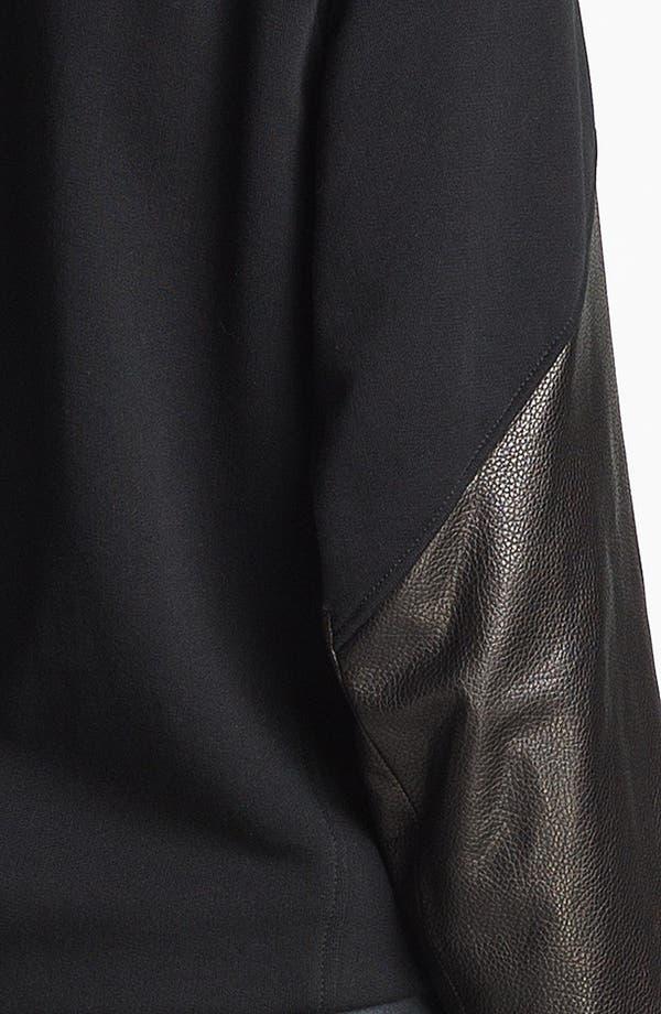 Alternate Image 6  - Helmut Lang 'Terry' Crop Jacket