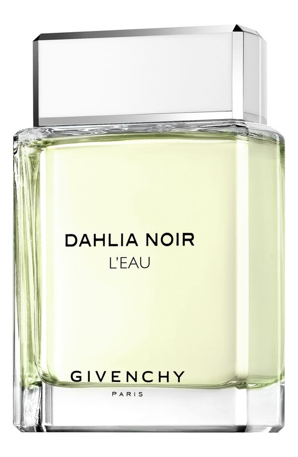 Alternate Image 1 Selected - Givenchy 'Dahlia Noir 'L'Eau' Eau de Toilette