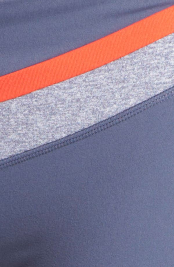 Alternate Image 3  - Zella 'Booty' Colorblock Waist Pants