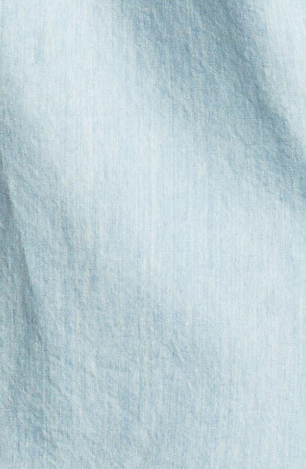 Alternate Image 3  - Caslon® Sleeveless Chambray Shirt