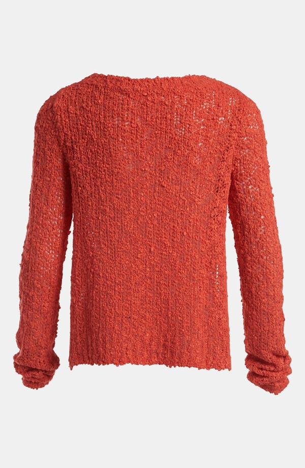 Alternate Image 2  - Leith 'Tattered' Pullover