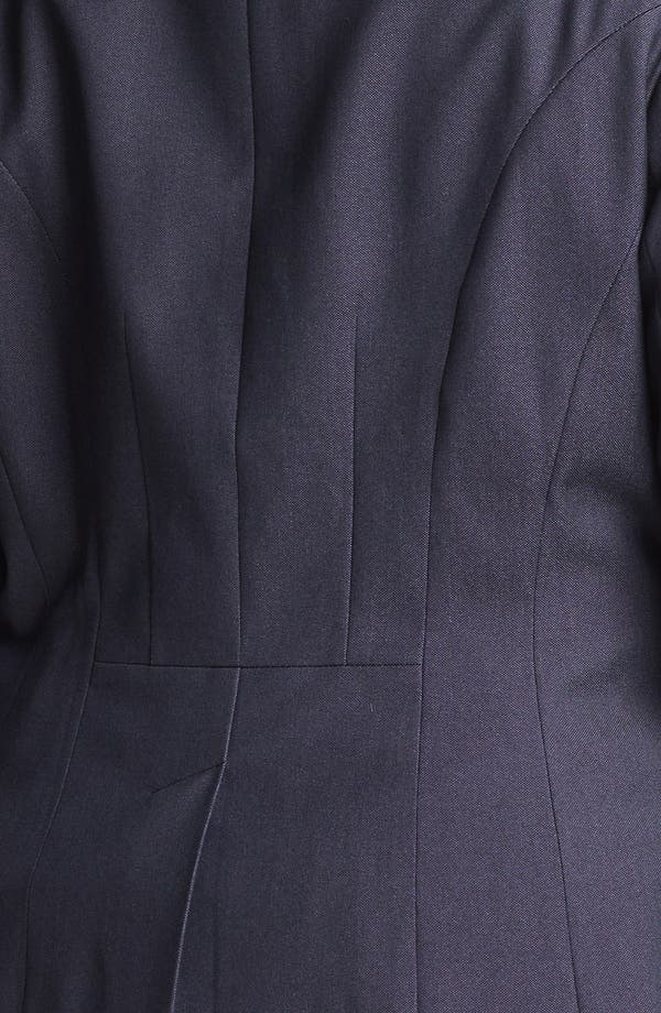 Alternate Image 3  - Sejour Single Button Jacket (Plus Size)