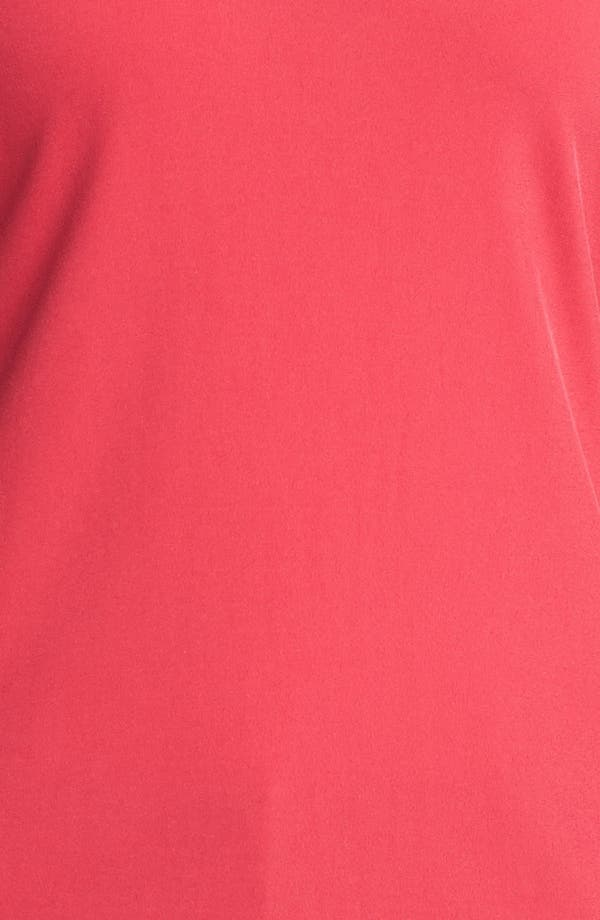 Alternate Image 3  - St. John Collection Matte Jersey Top